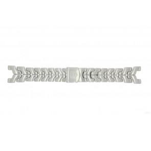Watch strap Tag Heuer CJ1112 - YZ8643 Steel Steel 20mm
