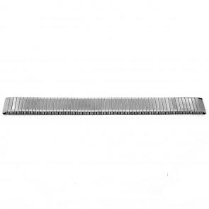 Watch strap Universal V54H Steel 22mm