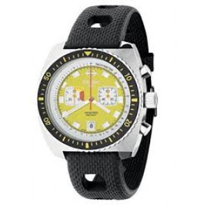 Watch strap Zodiac ZO2221 Plastic Black