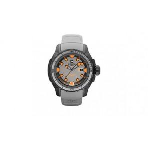 Watch strap Zodiac ZO8603 Rubber Grey