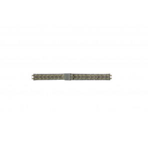 Morellato watch strap A02D02140840140099 Steel Silver 9mm