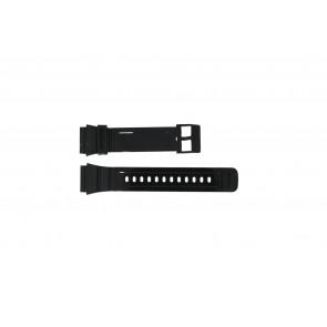 Adidas watch strap ADH6092 Rubber Black 22mm