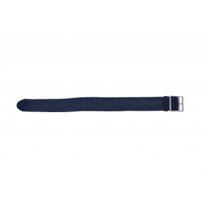 Perlon strap 20mm light blue