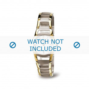Boccia watch strap 3140-02 Titanium Gold (Doublé) 22mm