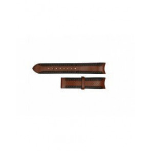 Breil watch strap BW0059 Leather Brown 20mm