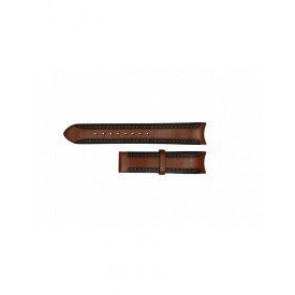 Breil watch strap BW0059 Leather Brown 20mm