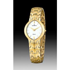 Watch strap Candino C4227-1 / C4227-2 / C4227-3 (BA02192) Steel Gold plated