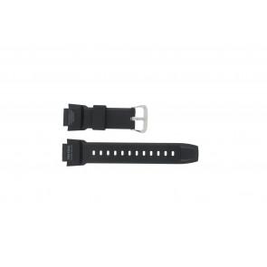 Casio watch strap PRG-270-1 Rubber Black 16mm