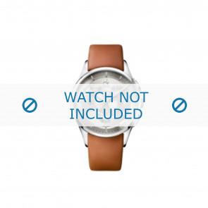 Calvin Klein watch strap K2A27161 - K600000080 Leather Cognac 20mm