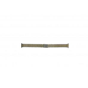 Morellato watch strap D0335084 Steel Silver 11mm