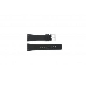 Danish Design watch strap IV13Q641 / IV12Q641 / IV12Q767 / IV13Q767 Leather Black 23mm