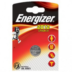 Button cell battery Energizer CR2012