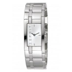 Esprit watch strap ES 000 M 02016 / ES000M020  Metal Stainless steel 20mm