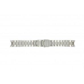 Buddha to Buddha watch strap 39mm / BTB.F.D.CH.1.1 Metal Silver