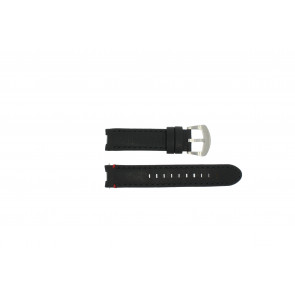 Watch strap Buddha to Buddha 39mm / BTB.F.R.CH.01 / BTB.F.R.CH.04 Leather Black 18mm