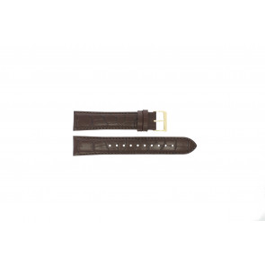 Watch strap Hugo Boss HB-334-1-34-3114 / HB1513640 / HB659302886 Leather Brown 20mm