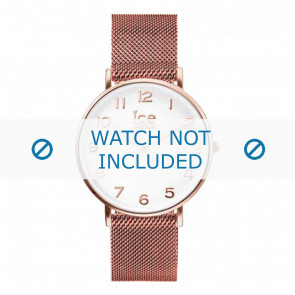 Ice Watch watch strap 012711 / 012710 / 012709 Metal Rosé 20mm