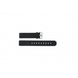 Jacob Jensen watch strap 600 / 800 / 860 / 861 / 880 / 881 / 603 / 605 / 606 / 805 / 806 / 840 / 841 / 842 Leather Black 19mm