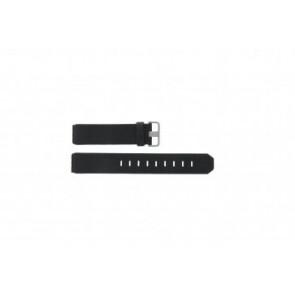 Jacob Jensen watch strap 600 / 800 / 890 / 870 / 871 / 850 / 852 / 890 / 891 / 856 / 857 / 873 / 893 Leather Black 17mm