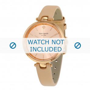 Kate Spade New York watch strap 1YRU0812 / Holland Leather Beige