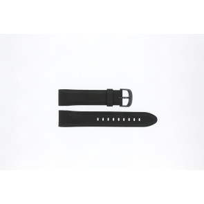 Lorus watch strap PC32-X063 Rubber Black 22mm