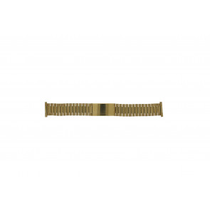Morellato watch strap  Steel Gold (Doublé) 22mm