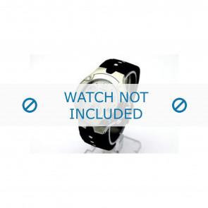 Movado watch strap 84c51892.0 Rubber Black