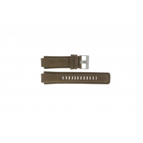 Timex watch strap P2N721 / 45601 Leather Brown 16mm