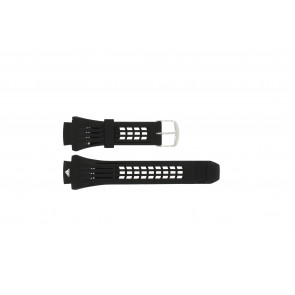 Watch strap Adidas ADP6002 Rubber Black 18mm