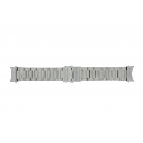 Watch strap Dutch Forces 35C020204-12750 Steel Steel 24mm