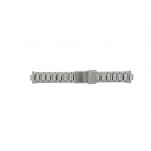 Pulsar watch strap PUL103P1 / 5M42 0L30 / 71J6ZG Metal Silver 10mm