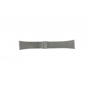 Skagen watch strap 696XLTTM Metal Silver 32mm
