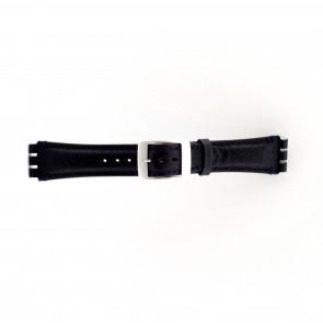 Watch strap for swatch dark blue 19mm PVK-SC14.05
