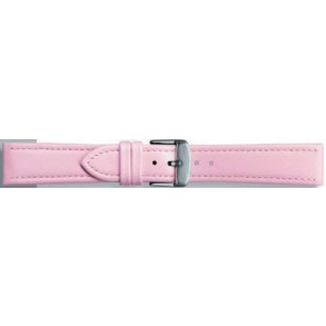Genuine leather pink 22mm 283