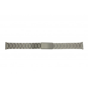Watch strap YD93 Titanium Silver 14mm
