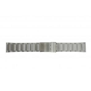 Watch strap Universal YI20 Steel Steel 24mm